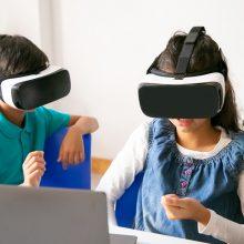 Psichologė: ne visi kompiuteriniai žaidimai, kuriuose vyksta kova, yra smurtiniai