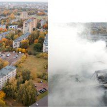 Kaune padidėjo oro užterštumas: gyventojams patariama mažiau būti lauke