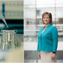 Mokslo premijos laureatė: artėja individualiai pacientui pritaikytų vaistų era