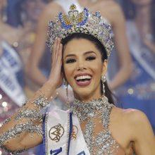"""Paskelbta """"Mis Venesuela"""" nugalėtoja, atsisakyta viešinti dalyvių apimtis"""