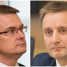 Šiaulių meras ragina A. Dulkį į ligoninę pakartotinai atvykti po kelių savaičių
