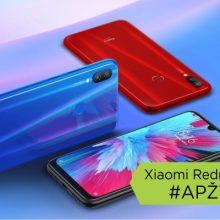 """""""Xiaomi Redmi Note 7"""" – geriausias 2019 m. biudžetinis išmanusis telefonas?"""