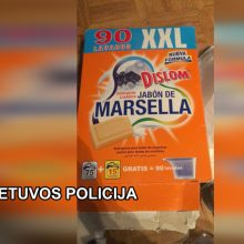 Finišo tiesioji: Klaipėdoje baigtas narkotikų kontrabandos iš Ispanijos tyrimas