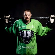 """P. Nausėda: tai geriausias """"Kaunas Hockey"""" sezonas per trejus metus"""