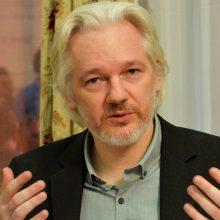 JAV pareiškė kaltinimų J. Assange'ui dėl Šnipinėjimo įstatymo pažeidimų