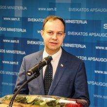 Pacientų organizacijos prašo neskirti A. Verygos sveikatos apsaugos ministru