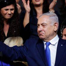 Galutiniai rinkimų rezultatai: B. Netayahu tikriausiai liks Izraelio premjero poste