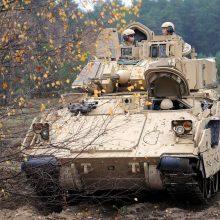 """Latvijoje prasideda daugiašalės karinės pratybos """"Iron Spread 2019"""""""