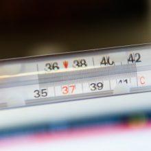 Ar Klaipėdoje bus įrengtos karščiavimo klinikos?