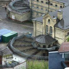 Nebeveikiančio Lukiškių kalėjimo teritorijai – kūrybinės dirbtuvės