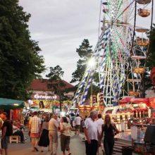 Atrakcionų Šventojoje savininkui iš Čekijos pateikti įtarimai dėl prekybos žmonėmis