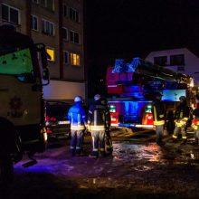 Klaipėdoje stipriai apdegė moteris: gaisras kilo virtuvėje