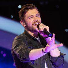 """Dar vienas """"Eurovizijos"""" skandalas: J. Veklenko turėjo patekti į konkurso finalą"""