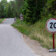 Nedžiuginantys tyrimo rezultatai: daugiau nei pusė kelių šalyje – nekokybiški
