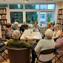 Pažadinti kūrybingumą: vyresnio amžiaus kauniečiams surengtos unikalios dirbtuvės