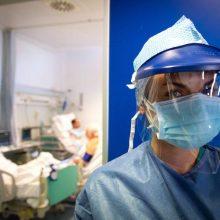 Naujausia informacija: Klaipėdoje virusu yra užsikrėtę 48 medicinos darbuotojai