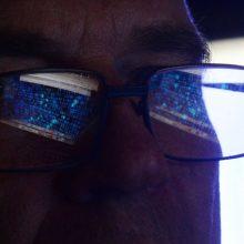 """Rusija skundžiasi """"kelerius metus"""" JAV vykdomomis kibernetinėmis atakomis"""