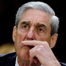 JAV generalinis prokuroras žada Kongresui paskelbti redaguotą R. Muellerio ataskaitą