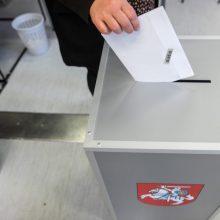 Partijos ir kandidatai neatgaus per 400 tūkst. eurų rinkimų užstatų