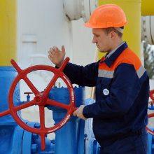 Rusija uždraudė naftos eksportą į Ukrainą