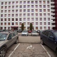Santaros klinikoms uždrausta pirkti higieninį popierių už 1,3 mln. eurų