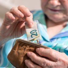 Pensininkė patikėjo sukčiais: susigundė pasiūlymu investuoti ir neteko santaupų