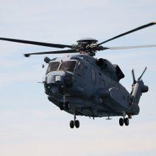 Ukrainoje sudužus kariniam sraigtasparniui žuvo penki įgulos nariai