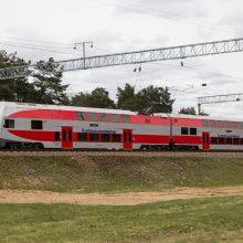 Patogesnė kelionė iš Vilniaus: keturias šalių sostines nuo šiol sujungs traukinys