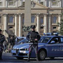 Sėkminga operacija: Italijoje sulaikyta daugiau kaip 120 mafijos narių
