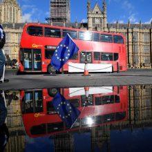 """ES išdėstė sąlygas naujam """"Brexit"""" proceso pratęsimui"""