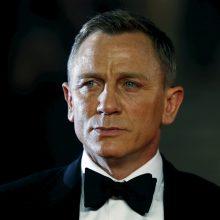 Bondo filmavimo aikštelėje sužeistam D. Craigui bus atlikta kulkšnies operacija