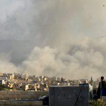 Karas Sirijoje jau nusinešė daugiau nei 360 tūkst. gyvybių