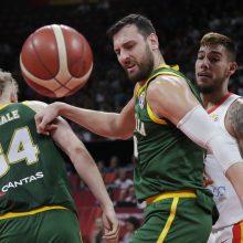 Po pralaimėto mačo – A. Boguto keiksmų tirada: FIBA – suš***** pasityčiojimas