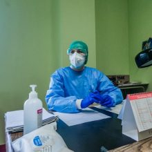 Ignalinos rajono meras: koronavirusu užsikrėtę medikai melavo apie kelionę, pacientus