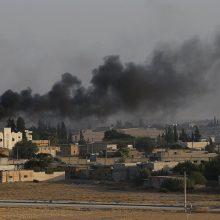 Pasiekus susitarimą su kurdais, Sirijos kariai pasiųsti į šiaurę atbaidyti turkų