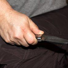 Vilniuje nepažįstamieji peiliu grasino paaugliams: iš vieno jų pagrobė 20 eurų