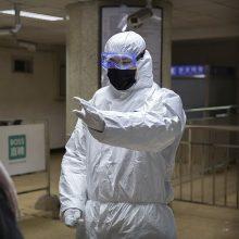 Lietuvos oro uostuose – laikinosios priemonės koronaviruso rizikai suvaldyti