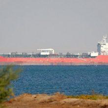 Prie Maljorkos užsidegė per 1,8 tūkst. automobilių gabenantis laivas
