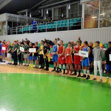 Olimpinio vicečempiono R. Tamulio bokso turnyre triumfavo lietuviai