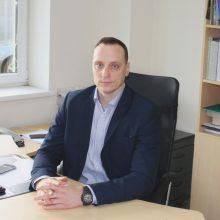 Valstybinės miškų tarnybos vadovu paskirtas K. Mickevičius