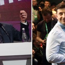 ES apgailestauja, kad kandidatai į Ukrainos prezidentus nerengia rimtų debatų