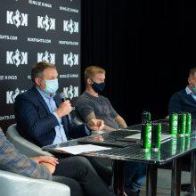 """""""KOK Classic 3"""": sugrįžimas į """"Siemens"""" areną ir dvi titulinės kovos"""
