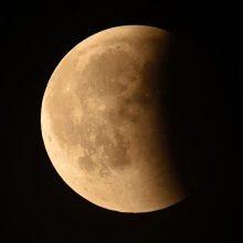 Už 11 000 eurų parduotas laiškas, pabuvojęs Mėnulyje
