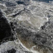 Didžiuliai vandens kiekiai suteka į plyšius vandenyno dugne – kur jis dingsta?