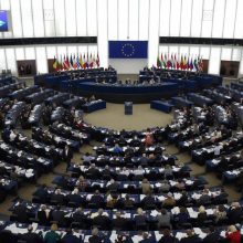 Europos Parlamento atstovas: šie rinkimai bus kitokie