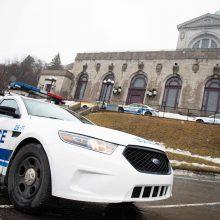 Šaudynės Kanados bažnyčioje: vienas žmogus žuvo, dar vienas sužeistas