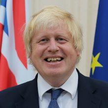"""B. Johnsonas: Britanijai """"Brexit"""" be sutarties atveju reikės ES paramos"""