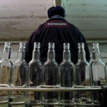 Per 16 metų Rusijoje alkoholio suvartojimas sumažėjo daugiau nei 40 proc.
