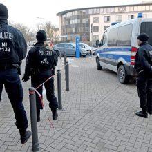 11-oje Vokietijos bankų – kratos tiriant pinigų plovimo bylą