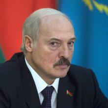 Kremlius nelinkęs komentuoti A. Lukašenkos pareiškimo dėl tranzitinių vamzdynų